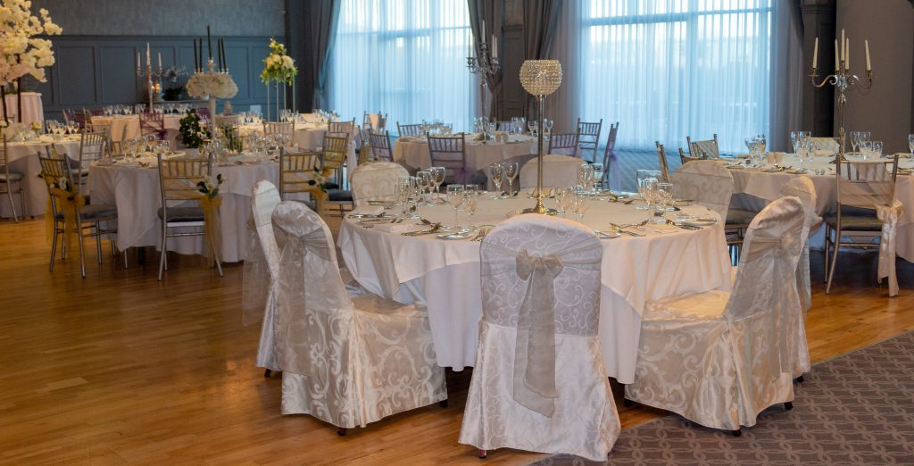 Chair Covers and Sashes