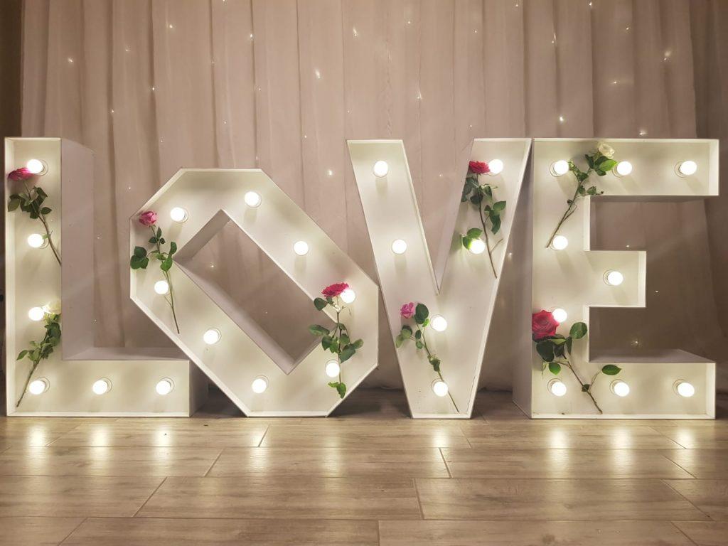 Wedding Decoration Hire Ireland